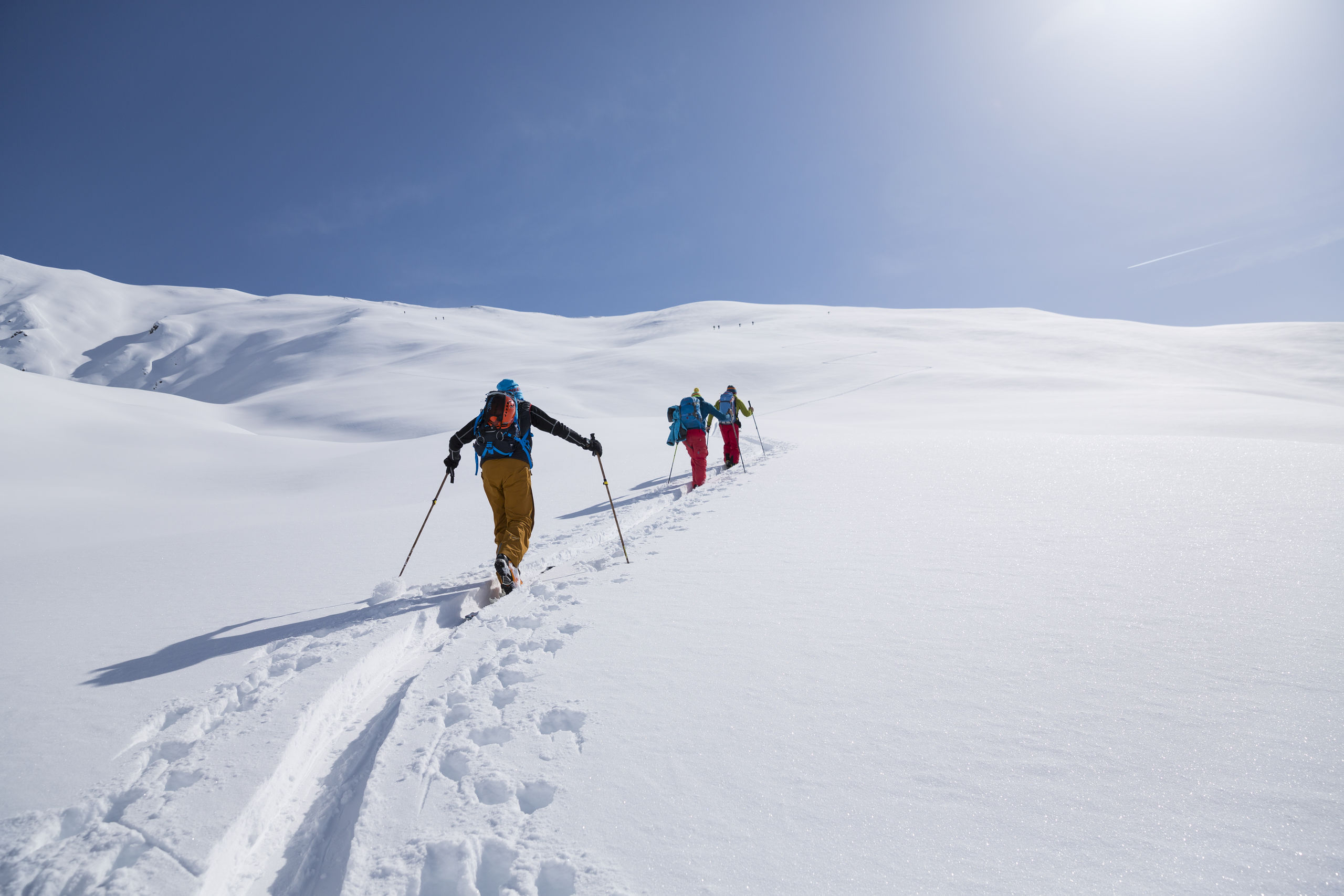 Skitour Villgratental