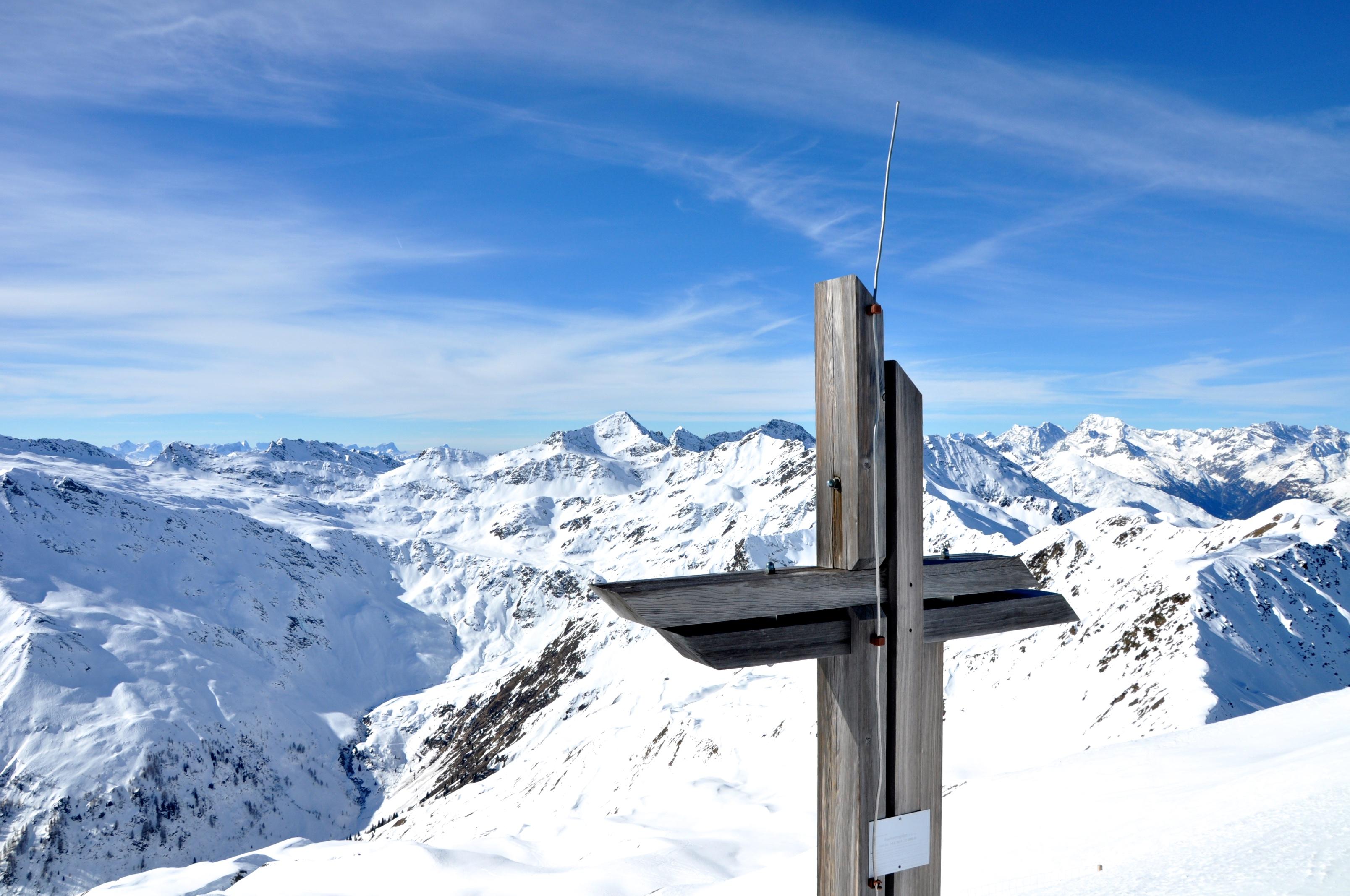 Skitour Hochalmspitz   Außervillgraten   Villgratental