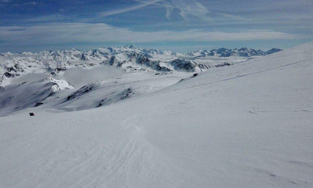 Skitour Hochgrabe   Außervillgraten   Villgratental