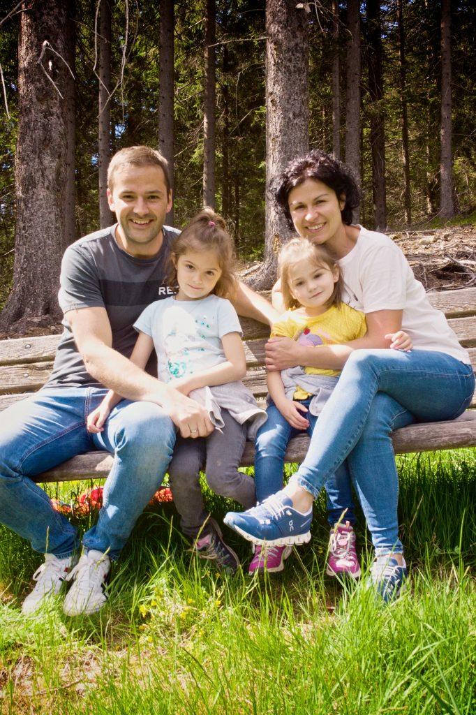 Familie Weitlaner | Edelberg Apartments