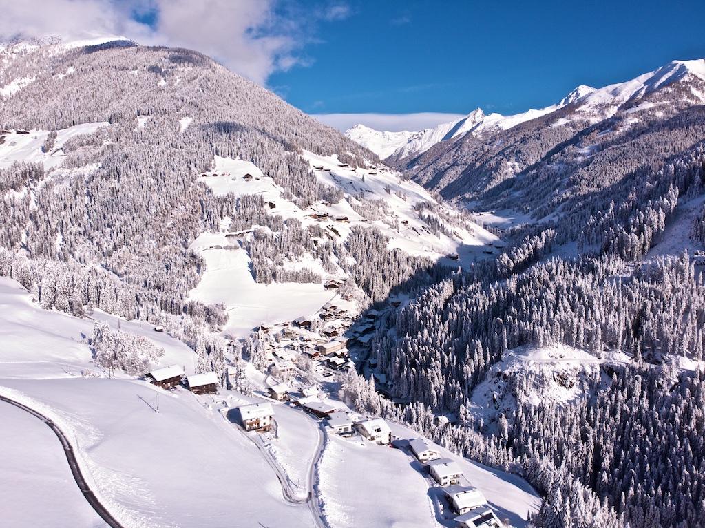 Außervillgraten Winter | Villgratental